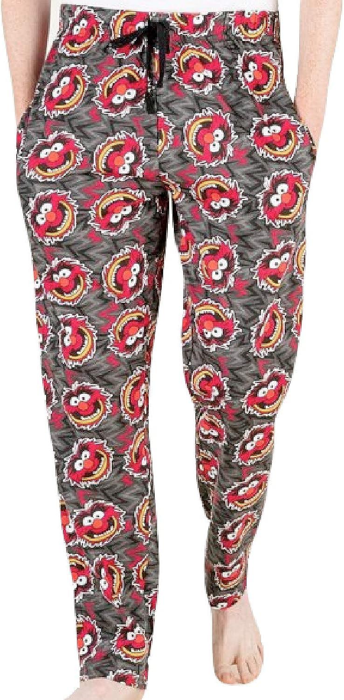 Disney Pantaloni da Pigiama da Uomo Grumpy Lounge in Cotone con Carattere novit/à in Cotone
