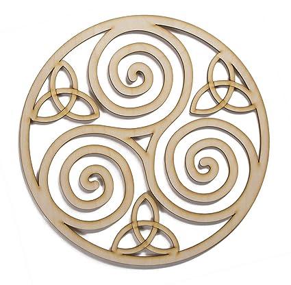 Amazon Fourth Level Mfg Designs Triskelion Celtic Knot