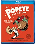 Popeye the Sailor: The 1940s: Volume 2 [Blu-ray]