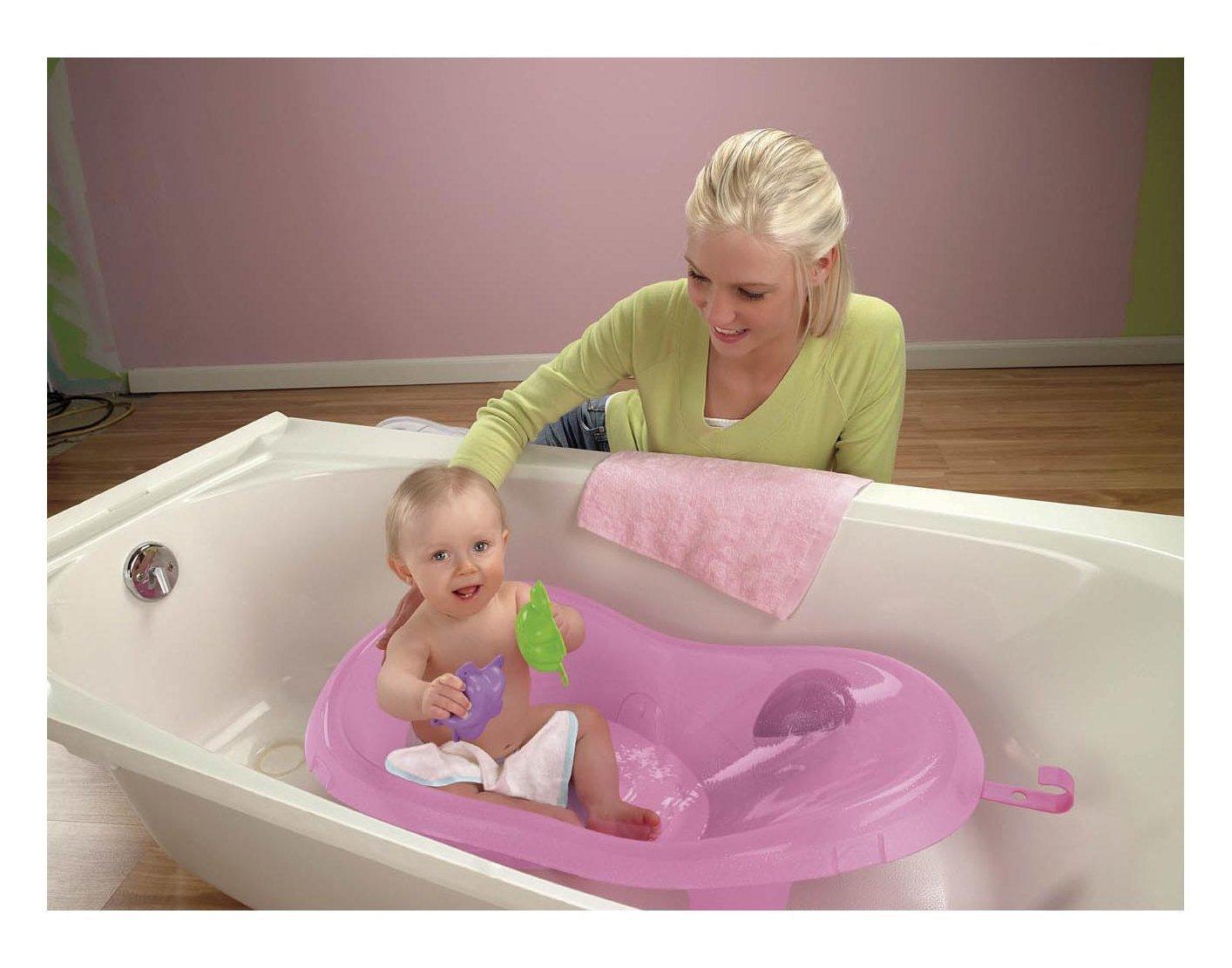 Amazon.com : Fisher-Price Ocean Wonders Pink Sparkles Tub ...