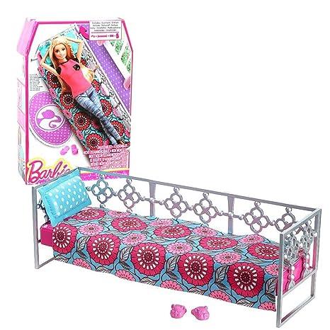 Barbie - Mobili Arredamenti Camera da Letto - Divano Letto ...