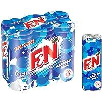 F&N Ice Cream Soda Can Fun Pack, 6 x 325ml