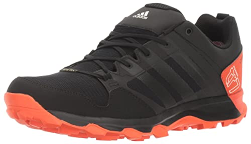 new concept 205cd 1ce48 Amazon.com   adidas Outdoor Men s Kanadia 7 TR Gore-Tex Trail Running Shoe,  black black Energy, 6 M US   Trail Running