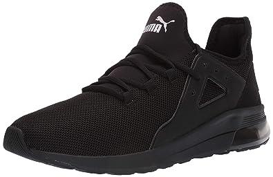 PUMA Men s Electron Street Sneaker Black 1686234d0