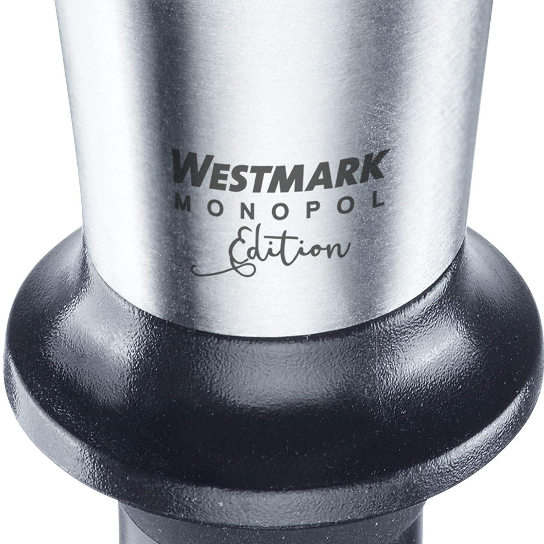 Silber Westmark Set mit 2 Tropfringen 61843360 Alessio Rostfreier Edelstahl