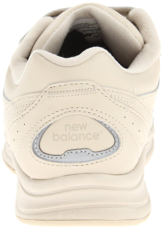 New Balance Loop Women's WW577 Hook and Loop Balance Walking Shoe B004FUJWOQ 8 2E US|Bone a1be3b
