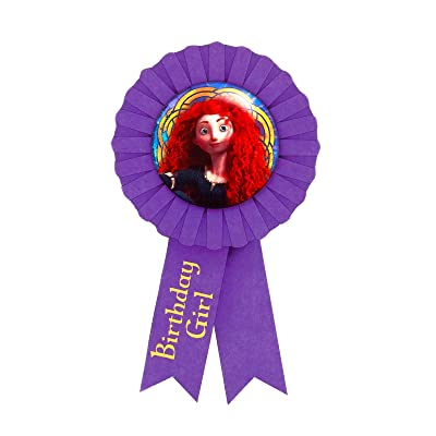 Disney Brave Award Ribbon Party Accessory: Clothing