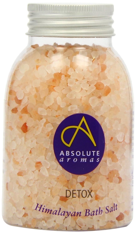 Absolute Aromas Detox Himalayan Bath Salt 290g st422/290g