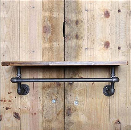 Perchero Vintage loft Iron Hose Coat Rack, Sala de estar ...