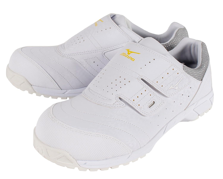 MIZUNO(ミズノ) 安全靴 C1GA1811 B07D4FMZY8 23.0 cm|01 ホワイト