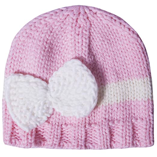 Amazon Darller Baby Knit Hat Winter Toddler Crochet Infant