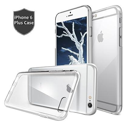 Amazon.com: nonzers carcasa para iPhone 6/6S Plus – Funda ...