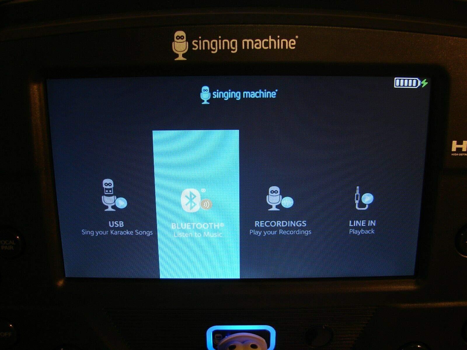 Amoldar 5inging Machine Fiest@ Voice Hi-Definition Karaoke System SDL9040 by Amoldar (Image #3)