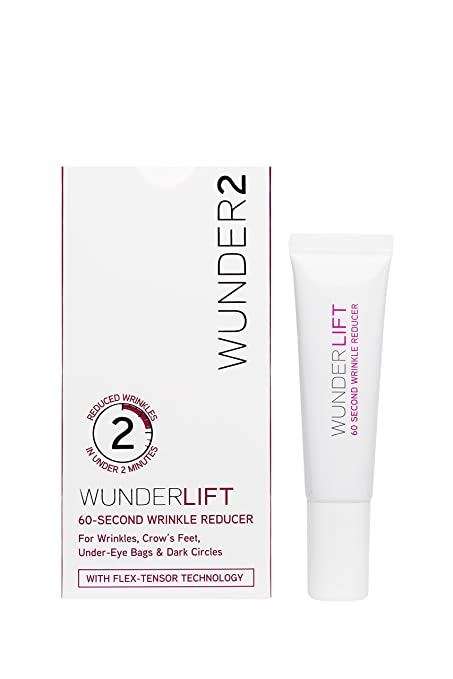 WUNDER2 WUNDERLIFT 60 Seconds Wrinkle Reducer - Eye Serum to Reduce Lines and Dark Circles