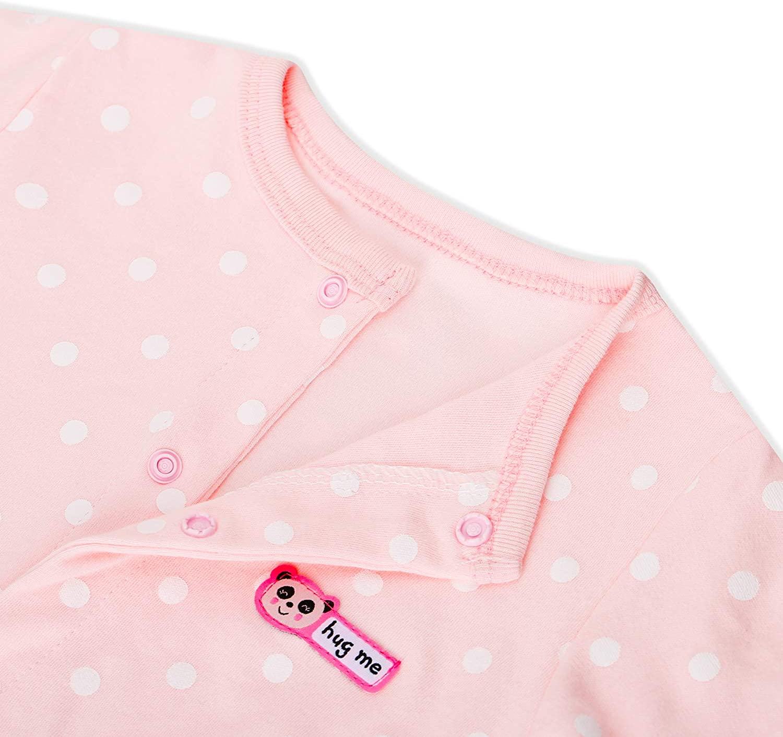 SANMIO Baby Strampler Spielanzug Jungen M/ädchen Schlafanzug Baumwolle Langarm Overalls S/äugling Romper Baby-Nachtw/äsche