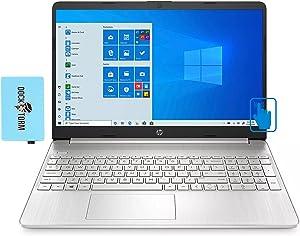 HP 15-dy2021nr i7Touch Home & Business Laptop (Intel i7-1165G7 4-Core, 16GB RAM, 512GB SSD, Intel Iris Xe, 15.6