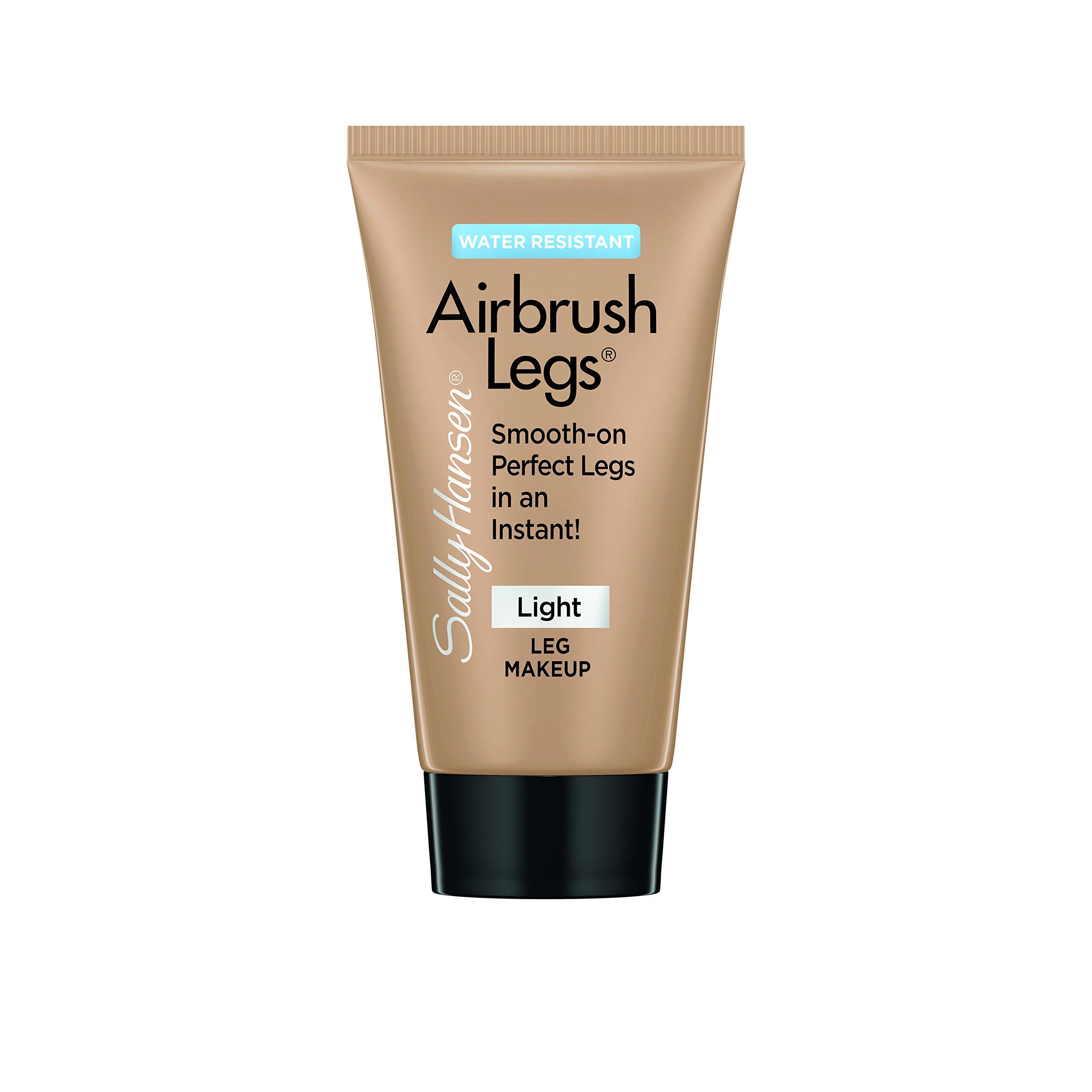 Sally Hansen Airbrush Legs Trial Size Liquid Tube, Light, 0.75 Fluid Ounce