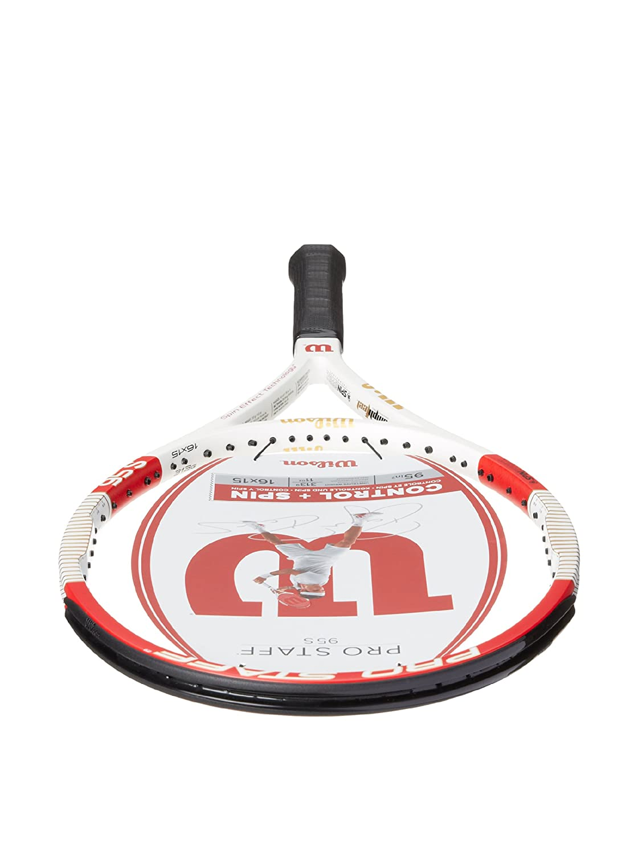 Amazon.com : Wilson Pro Staff 95S Spin Effect Tennis Racquet, 4.5 : Tennis Rackets : Sports & Outdoors