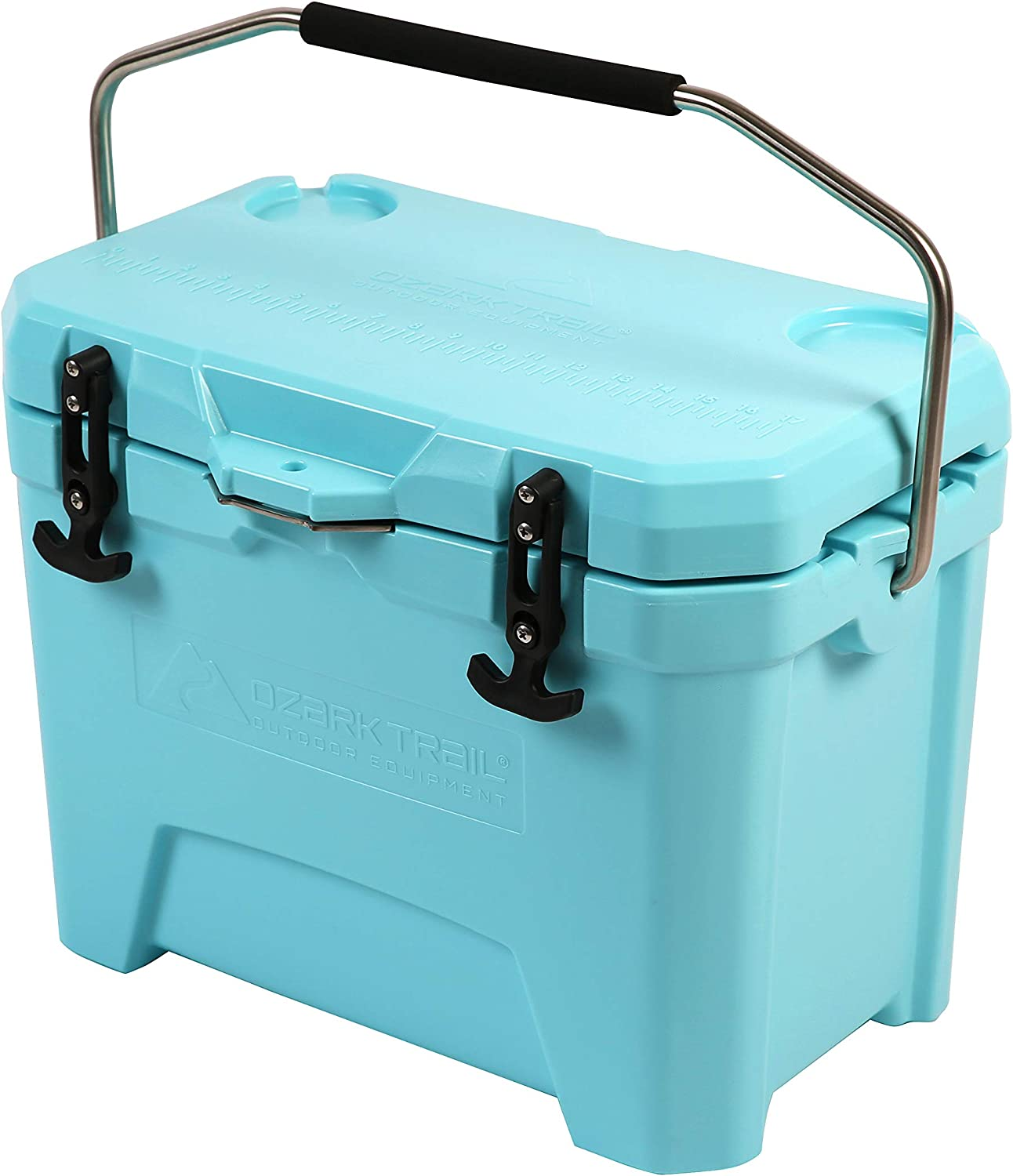 NEW Blue Ozark Trail 26-Quart High-Performance Chest Cooler Insulated