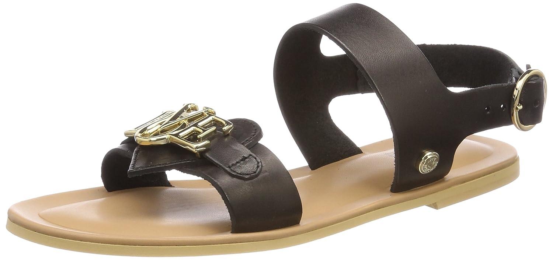 arrière Chaussures Bride lod Love 10 Sacs San Vacchetta Nero Moschino et Sandales Femme v0qH8wS