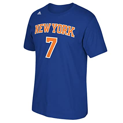 adidas Camiseta de Manga Corta para Hombre con Nombre y número NBA ...