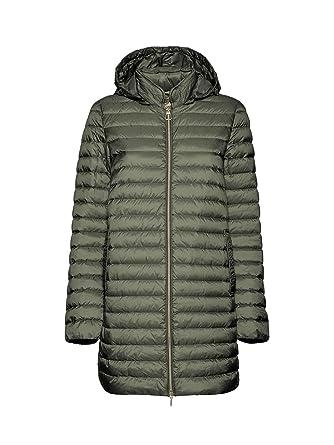 8b9215be3f Geox W8425E T2449 Piumino Donna: Amazon.it: Abbigliamento