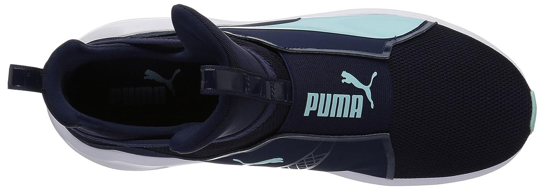 PUMA Women's Fierce Core Cross-Trainer Shoe B071KG3T65 5.5 B(M) US Peacoat-island Paradise