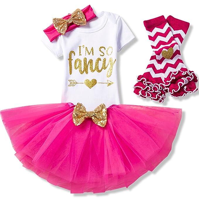 8809cf553 Suzzo Costume Series Suzzona Gold Sequin Newborn Baby Girl Clothes Brand 1  Year Birthday Baby Set