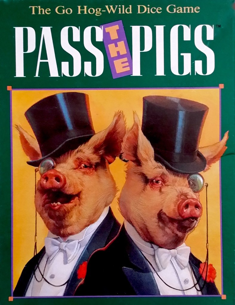 最高の品質の Pass the Pigs; the Go Hog-Wild Hog-Wild the Dice Game the B000WE1UF8, ミヤケムラ:58e50c4f --- cliente.opweb0005.servidorwebfacil.com