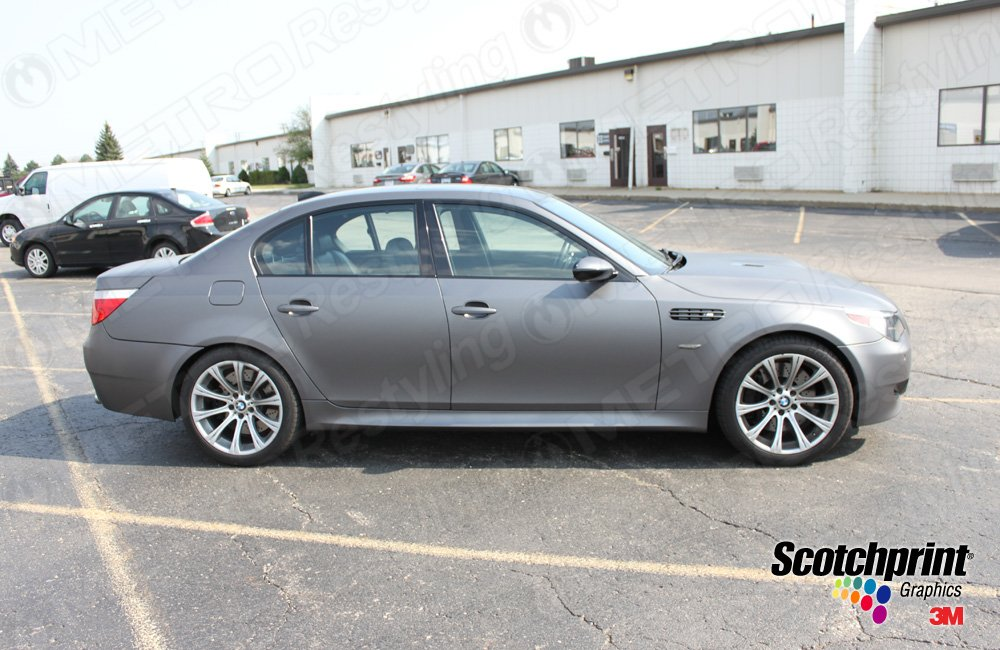 3m 1080 M261 Matte Dark Gray 5ft X 1ft 5 Sq Ft Car