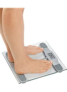 Bon Talking Glass Bathroom Scale