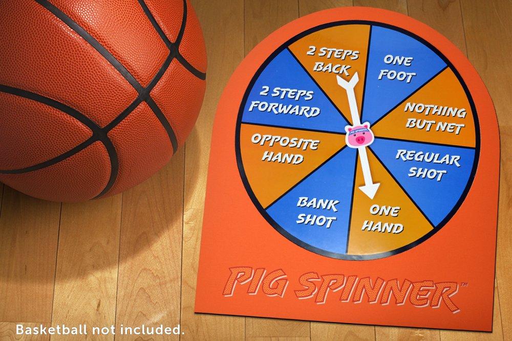 Pig Spinner Basketball Spinner Juego de Tiro de Baloncesto para ...