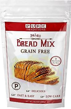 Pure Traditions Bread Machine Mix