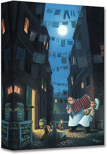 Disney Fine Art Serenade of The Heart