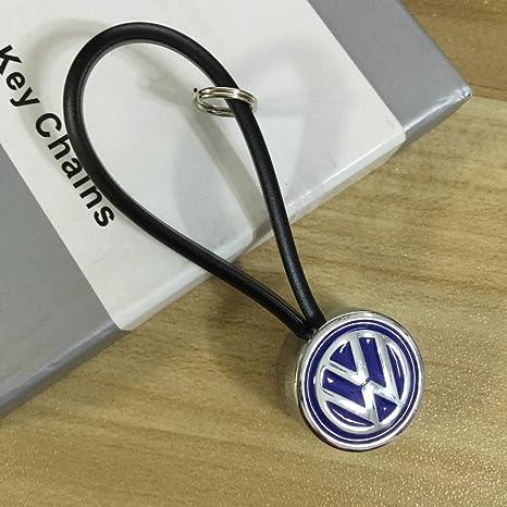 automotiva VW Volkswagen Logo efecto lujo Logo estilo con ...