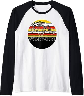 CANAM Vintage Sunset Original ATV UTV Maverick off road Gift T-Shirt
