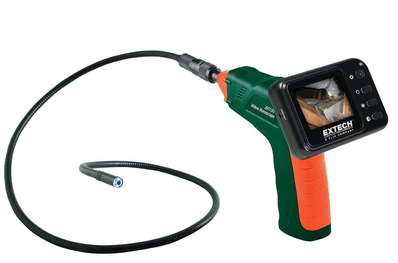 Extech BR150 9 mm viedoscopio inspección: Amazon.es: Industria, empresas y ciencia