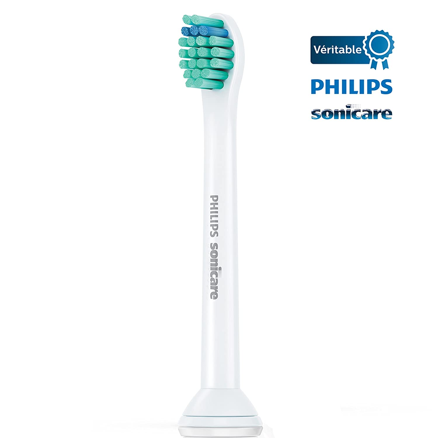 Amazon.com: Philips Mini heads ProResults Compact sonic toothbrush For 2 Pieces: Health & Personal Care