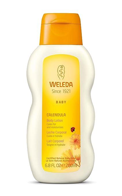 WELEDA BABY LECHE CORPORAL CALÉNDULA 200 ML 357905