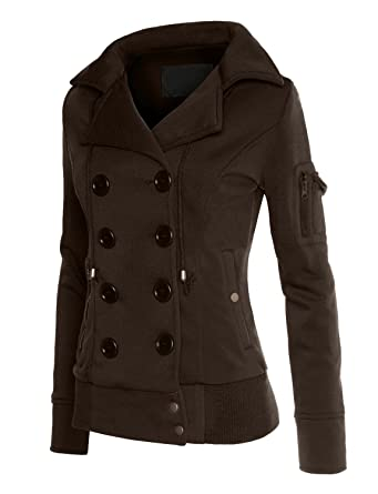 Peacoat Jacket Womens