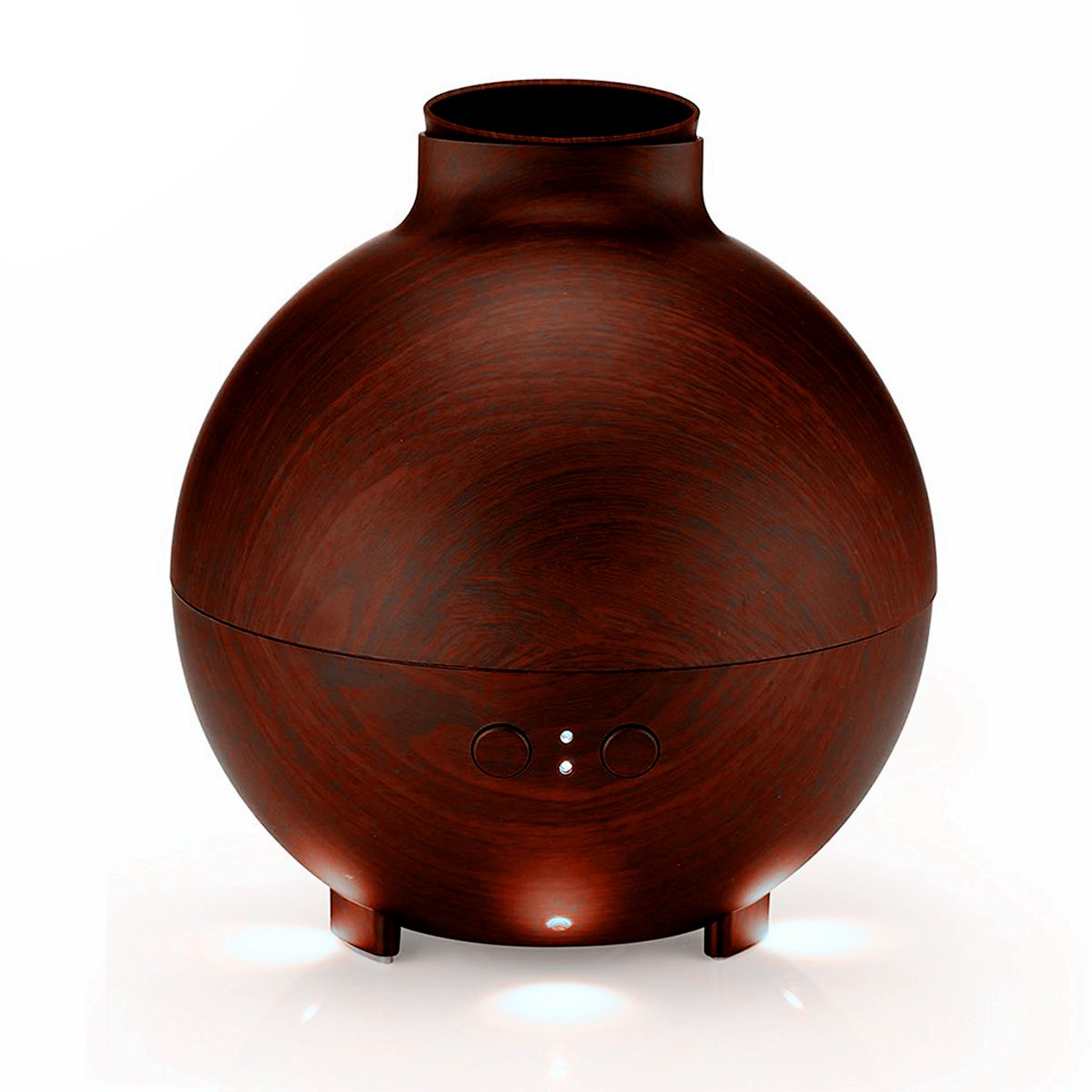 Large Essential Oil Diffuser for Aromatherapy 600ML,Large Capacity Essential Oil Diffuser Deep Aromatherapy Ionizer Ultrasonic Cool Mist Humidifier for Office Home Bedroom Living Room Study Yoga Spa