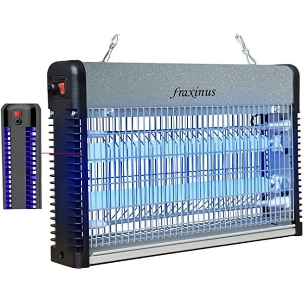 Aspectek Lámpara Matamoscas Electrico, Atrapa UV Lampara ...