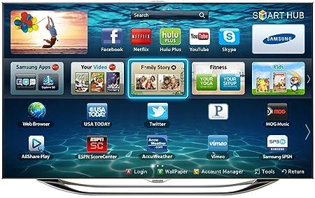 Samsung UN46ES8000F LED TV 64x