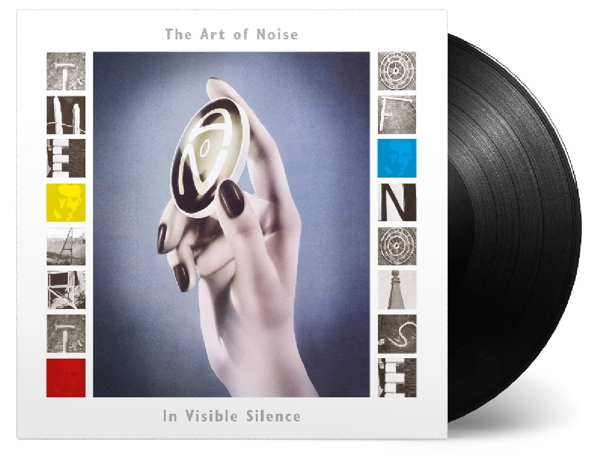 Vinilo : The Art of Noise - In Visible Silence (Expanded Version, Holland - Import, 2PC)