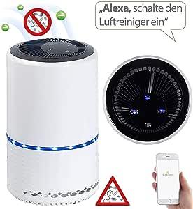 Sichler Haushaltsgeräte - Purificador de aire ionizador ...