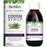 Herbion Naturals, Ivy Leaf Syrup with Thyme and Licorice Helps Maintain Respiratory and Bronchial Health Supports Healthy Muc