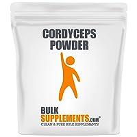 Bulksupplements Cordyceps Powder (1 Kilogram)