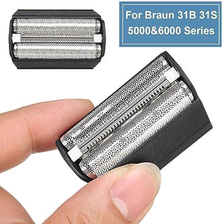 31B Cabezales de Afeitar para Braun Afeitadora Eléctrica Hombre ...
