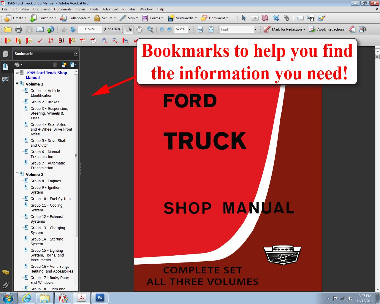 1965 ford truck shop manual ford motor company david e leblanc 1965 ford truck shop manual ford motor company david e leblanc 9781603710732 amazon books fandeluxe Choice Image