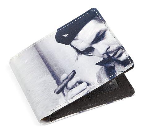 Underground Kulture Cartera Ernesto Che Guevara ** Revolución para Hombres y Mujeres (Wallet)